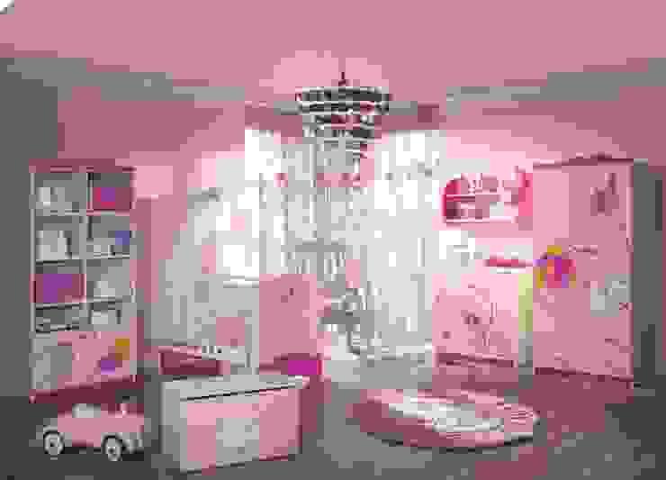 Babyzimmer Prinzessin Klassische Kinderzimmer von Möbelgeschäft MEBLIK Klassisch