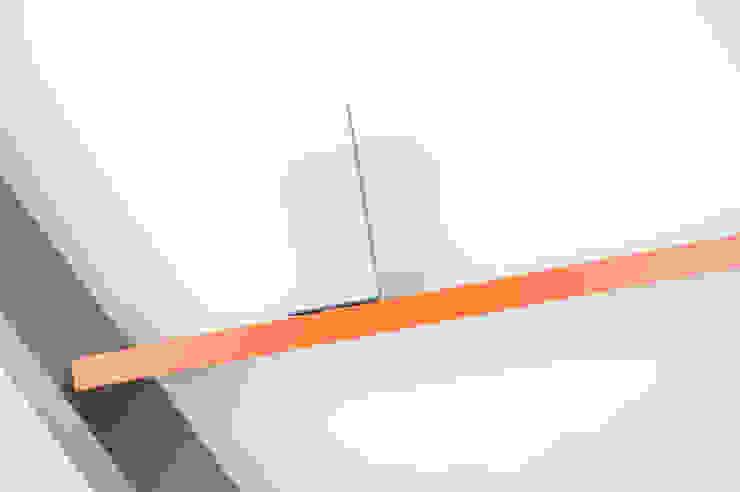 PARTICOLARE REGGILIBRI di 4P1B Design Studio Moderno