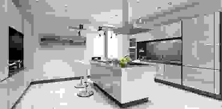 Batur Çatalçeşme Modern Mutfak MONO MİMARLIK İNŞAAT Modern