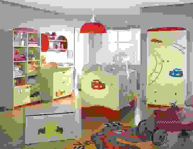 Babyzimmer Formel Moderne Kinderzimmer von Möbelgeschäft MEBLIK Modern