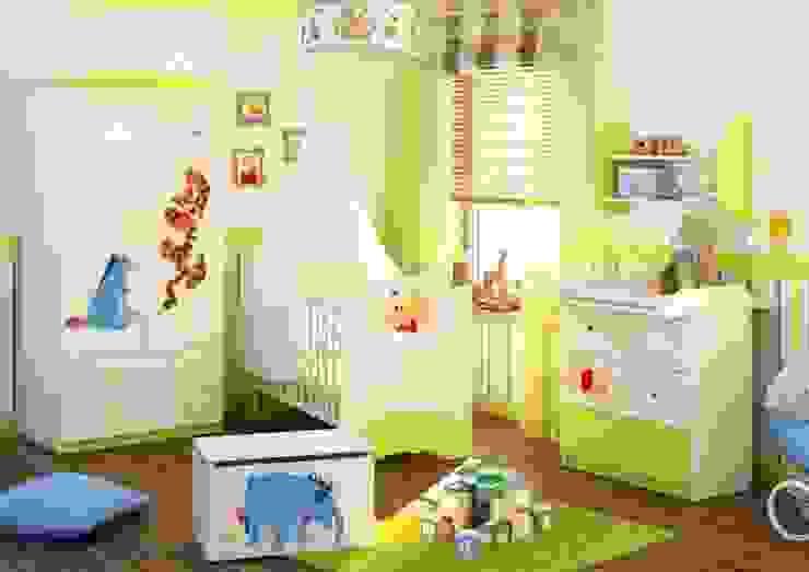 Chambre d'enfant moderne par Möbelgeschäft MEBLIK Moderne