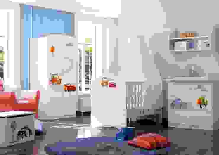 Babyzimmer Cars Moderne Kinderzimmer von Möbelgeschäft MEBLIK Modern