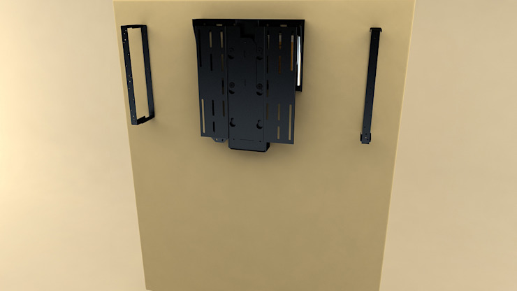 Compact, wall-mounted unit. Oleh DECOLIFT Klasik