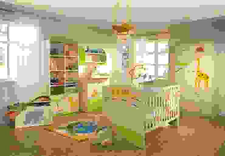 Babyzimmer Savanne Moderne Kinderzimmer von Möbelgeschäft MEBLIK Modern