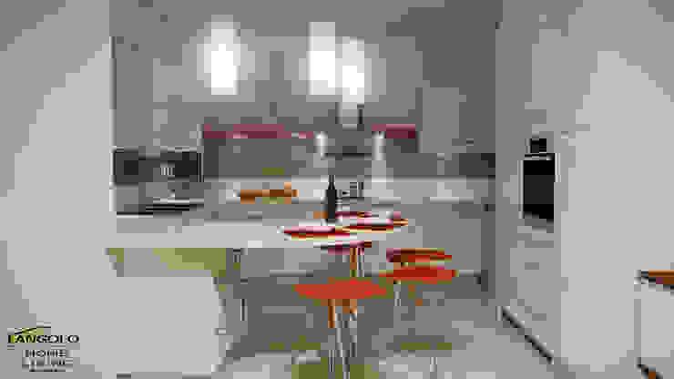Cocinas modernas: Ideas, imágenes y decoración de FRANCKSONN HOME srls Moderno