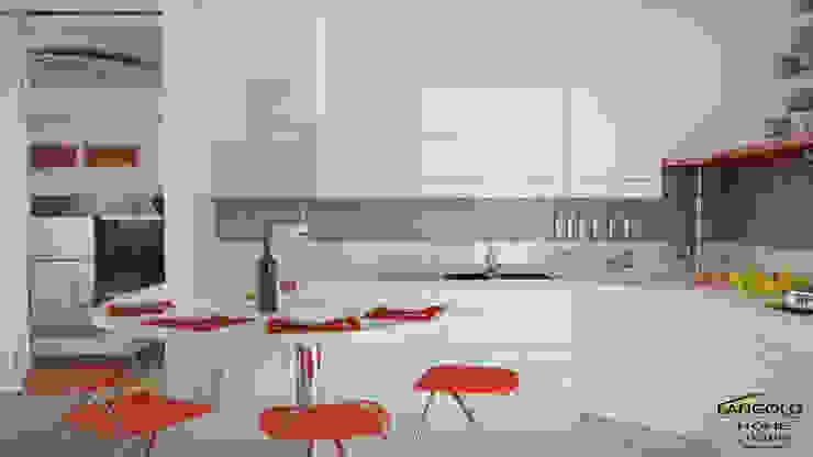 Cocinas de estilo moderno de FRANCKSONN HOME srls Moderno