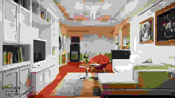 Soggiorno Luxury di FRANCKSONN HOME srls Classico
