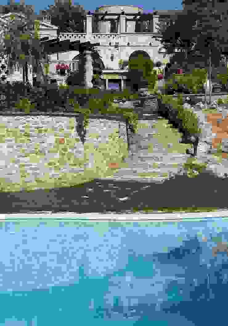 Villa Deli Ulivi di Rocco Valentini Architecture Rurale