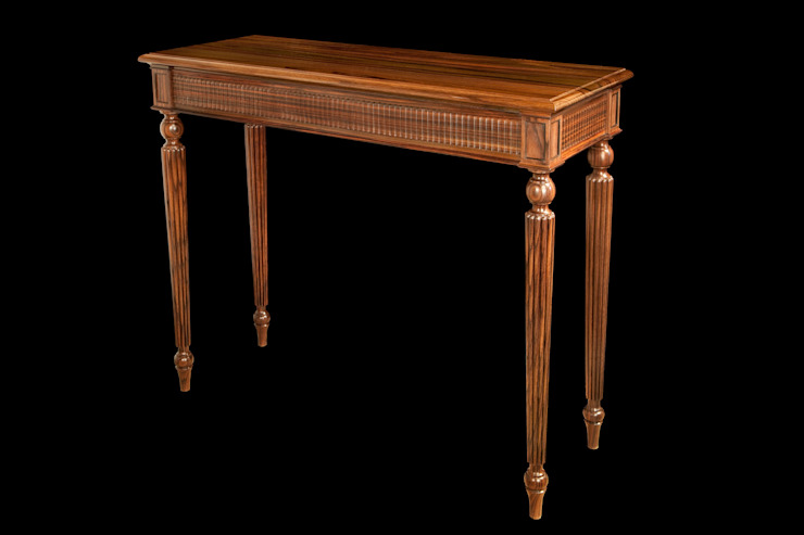 Indian Rosewood console table by Simon Harrison Furniture