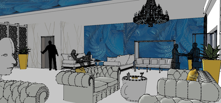 Concept Boutique Hotel Hotels by ULA Interiors