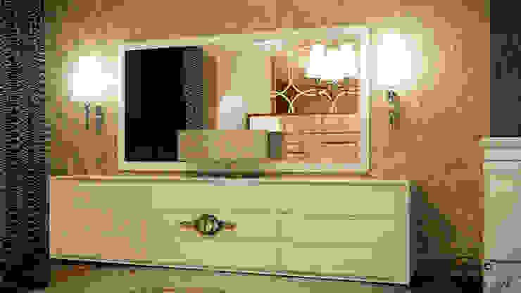 Night Luxury Camera da letto eclettica di FRANCKSONN HOME srls Eclettico