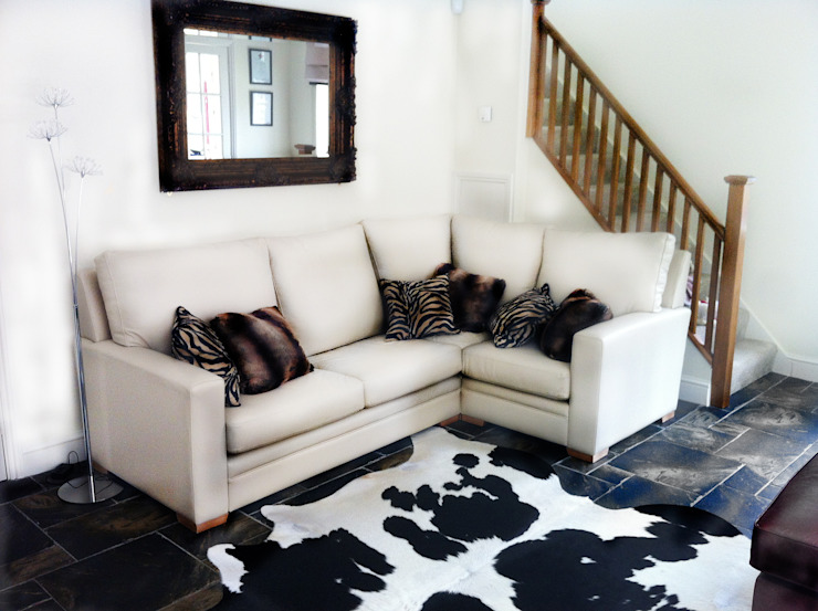 Living Room by Tracey Andrews Interiors