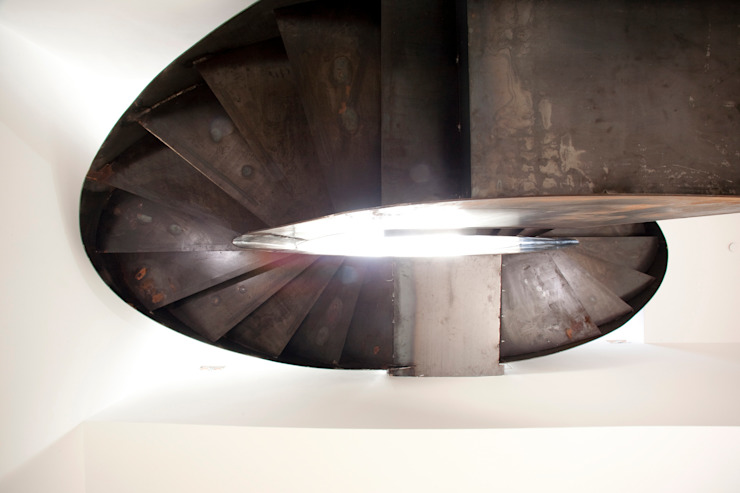 Kensington Residence Ingresso, Corridoio & Scale in stile moderno di Link Photographers Moderno