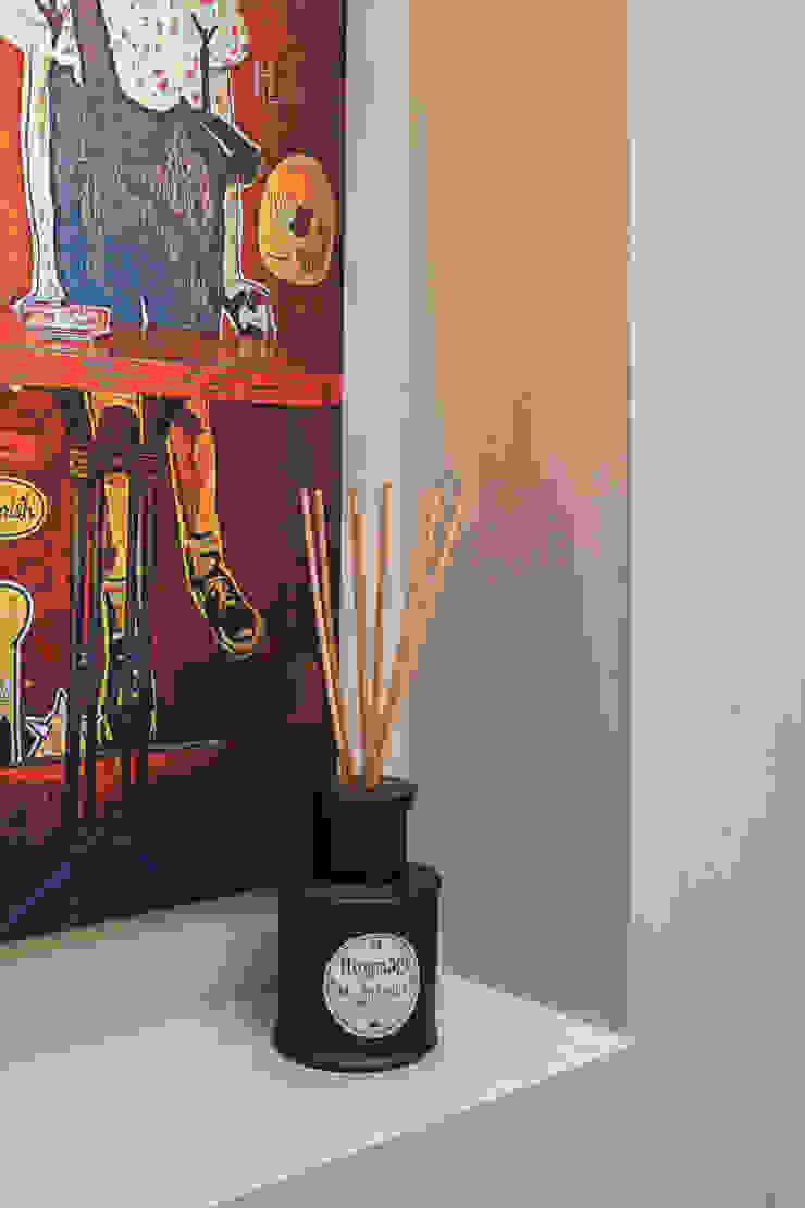 Fugenloses Bad mit Beton Cirè Einwandfrei - innovative Malerarbeiten oHG Moderne Badezimmer