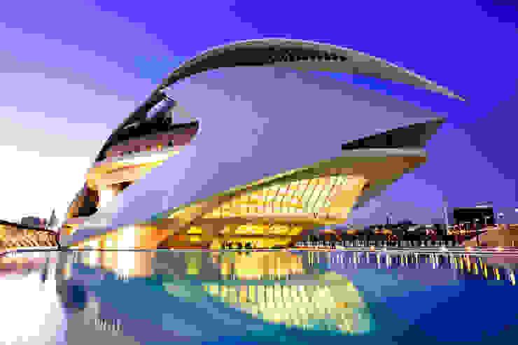 Centre d'expositions modernes par Philip Gunkel Photographie Moderne