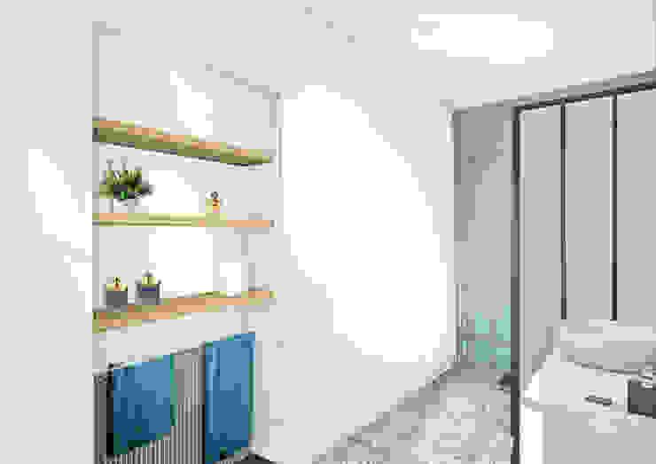 Changer l'image de ses salles de bains par Camille&Tifany