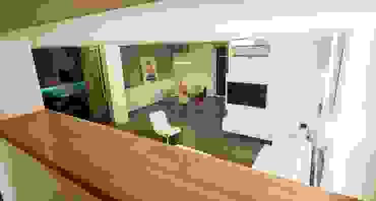 Villa unifamiliare a Bastia Umbra (PG) di Fabricamus - Architettura e Ingegneria Moderno