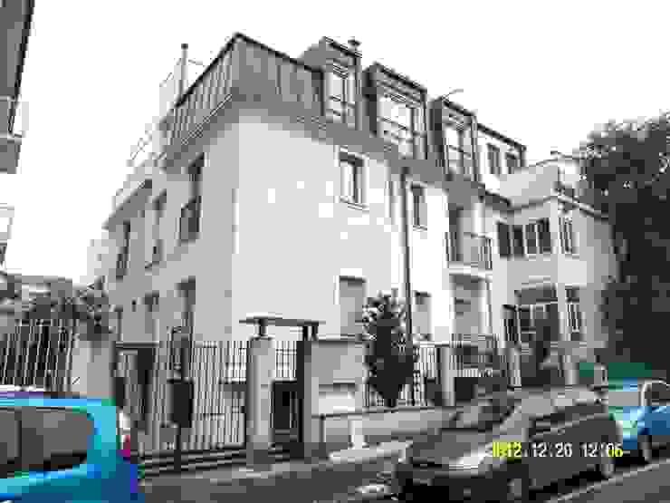 facciata di BGG architettura Moderno