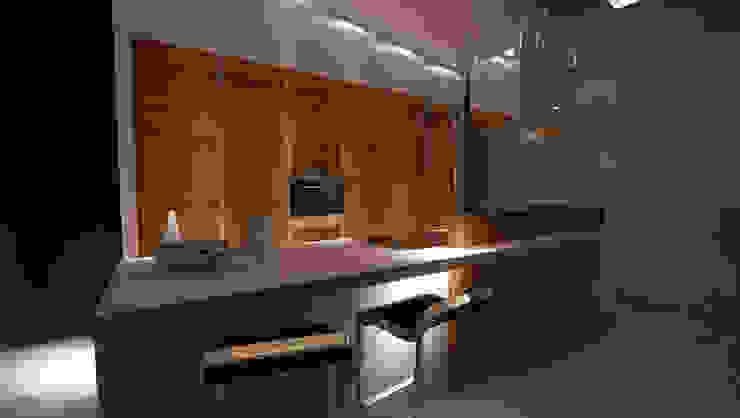 Cocinas de estilo moderno de Studio di Segni Moderno