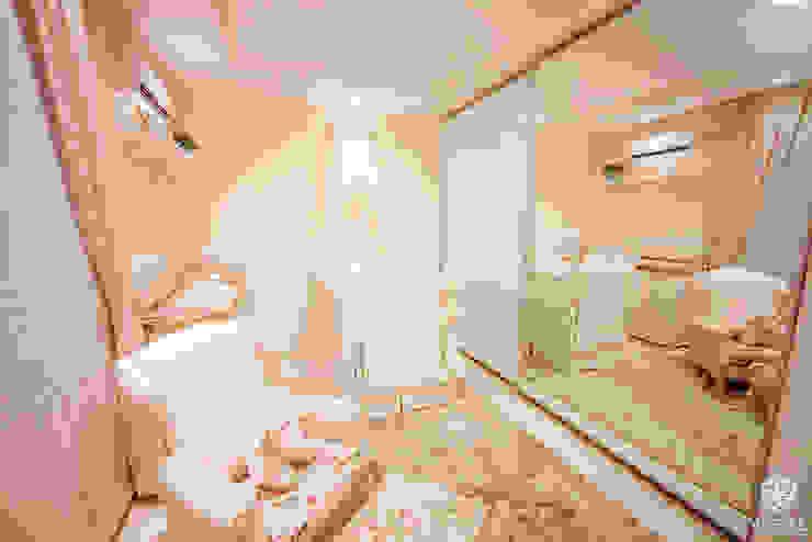 VITRAL arquitetura . interiores . iluminação Nursery/kid's room