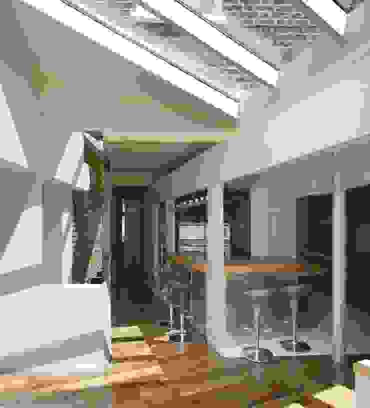 St Mary's Grove : modern  by Studiodare Architects, Modern