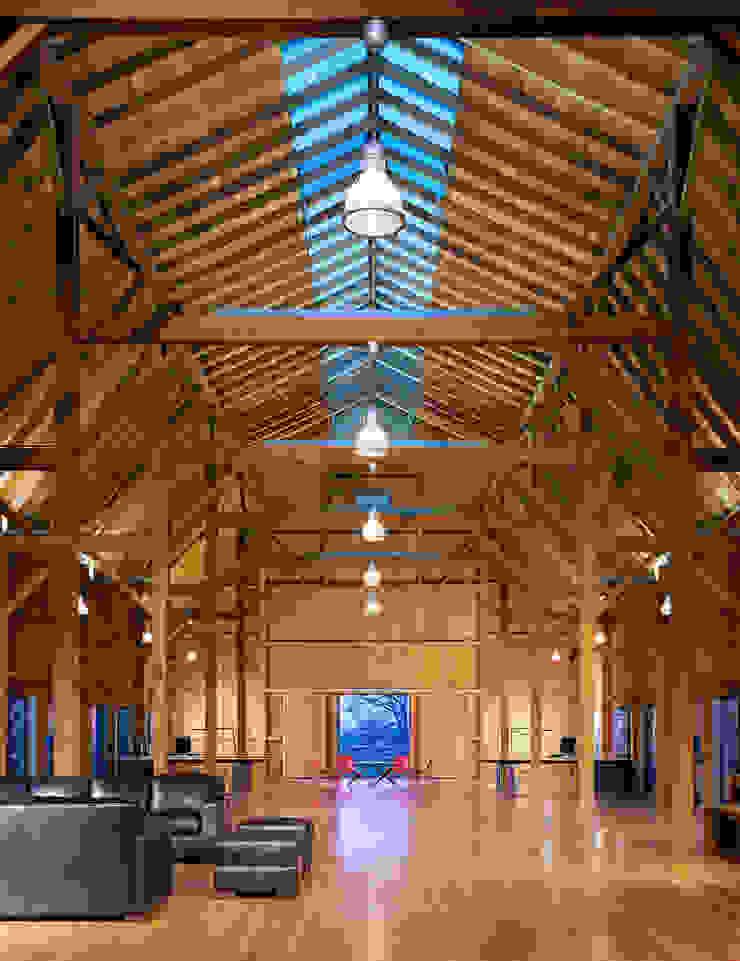 Eklektik Oturma Odası L-Plan Lichtplanung Eklektik
