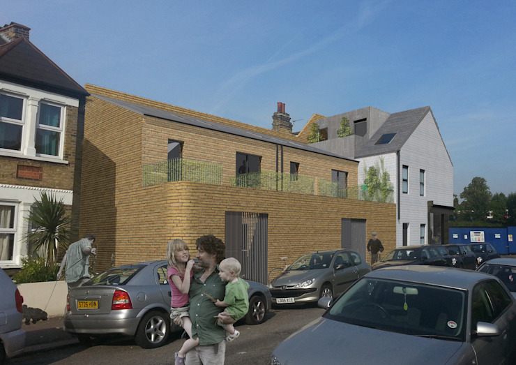 Kingston Road by Studiodare Architects