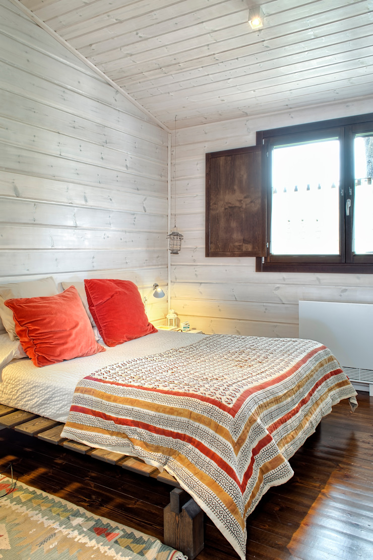 Kamar Tidur Modern Oleh HOUSE HABITAT Modern