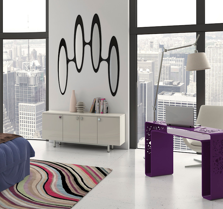 modern  by Küpu Muebles Inesperados, Modern