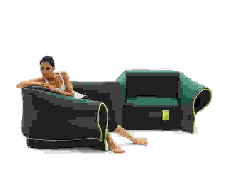 Salones de estilo  de EMANUELE MAGINI designer,