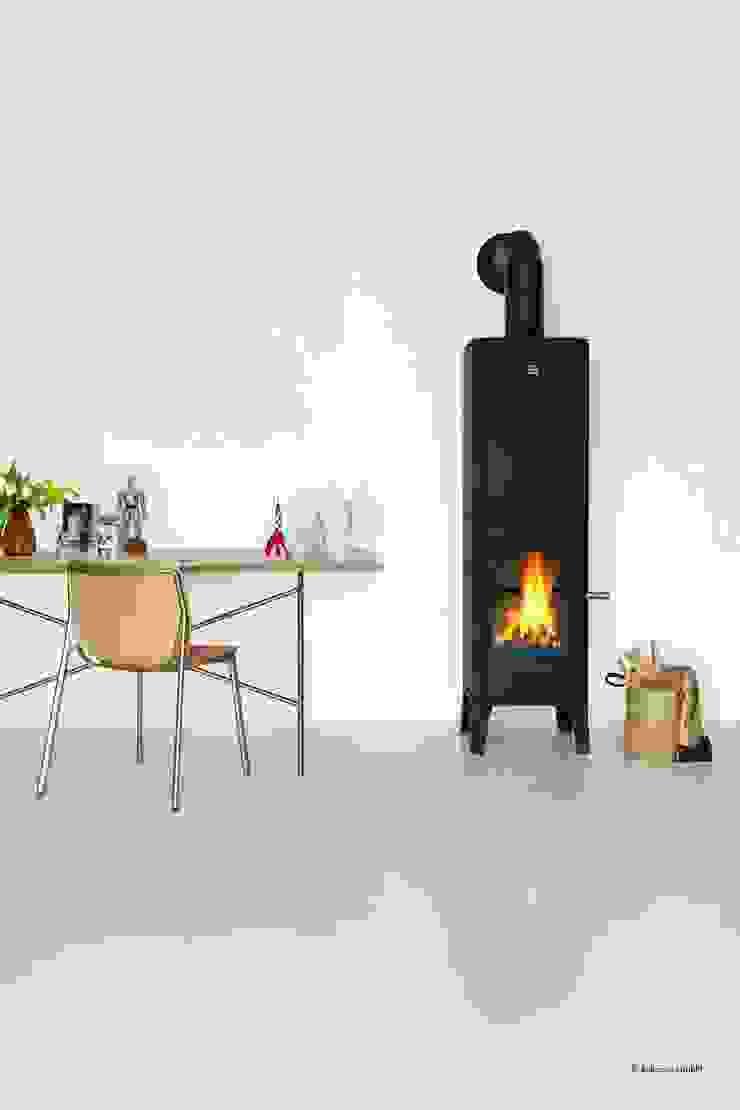 Bullerjan GmbH リビングルーム暖炉&アクセサリー