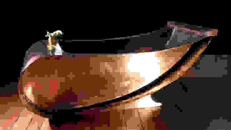 Copper Bath: modern  by BLOTT WORKS, Modern