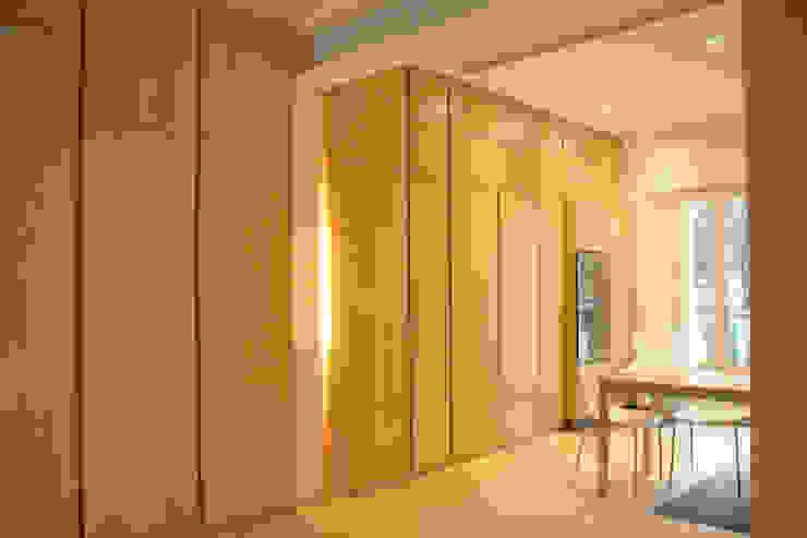 Casa Borio Cucina moderna di Studio Thesia Progetti Moderno