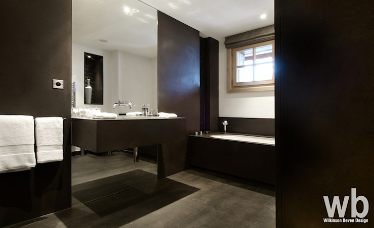 Bespoke Bathroom Wilkinson Beven Design Bathroom
