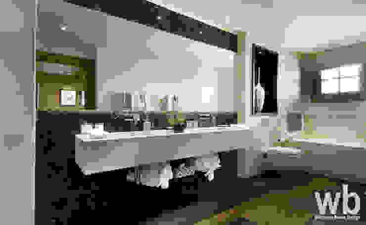 Bespoke Bathrooms Wilkinson Beven Design Classic style bathroom