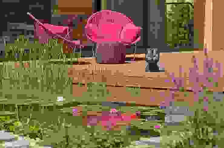 BIOTOP Natural Pool - Classic chic BIOTOP Landschaftsgestaltung GmbH