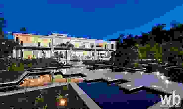 Private Caribbean Villa Modern Evler Wilkinson Beven Design Modern