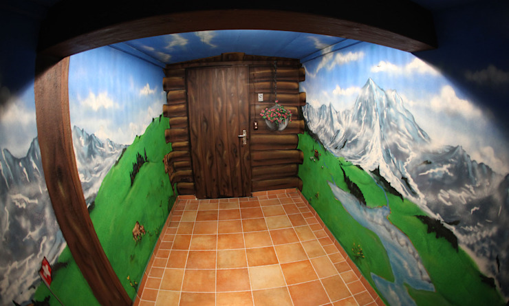 Chalet Suisse par BAROGRAFF