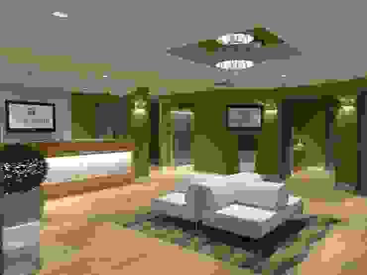 PROYECTO HOTELES SMARTBRAND / SMARTBRAND HOTELS PROJECT de Julia Design