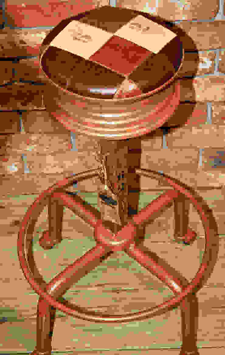 Modelo-BRUTUS:  de estilo industrial de muebles radio vintage, Industrial