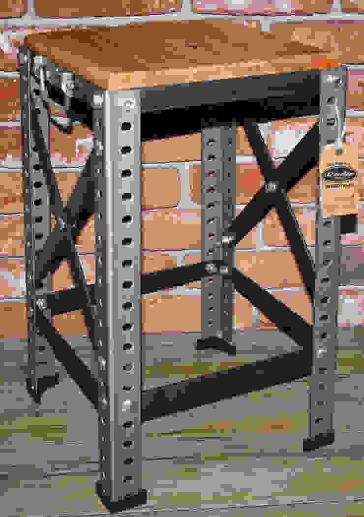Modelo-MECANO:  de estilo industrial de muebles radio vintage, Industrial