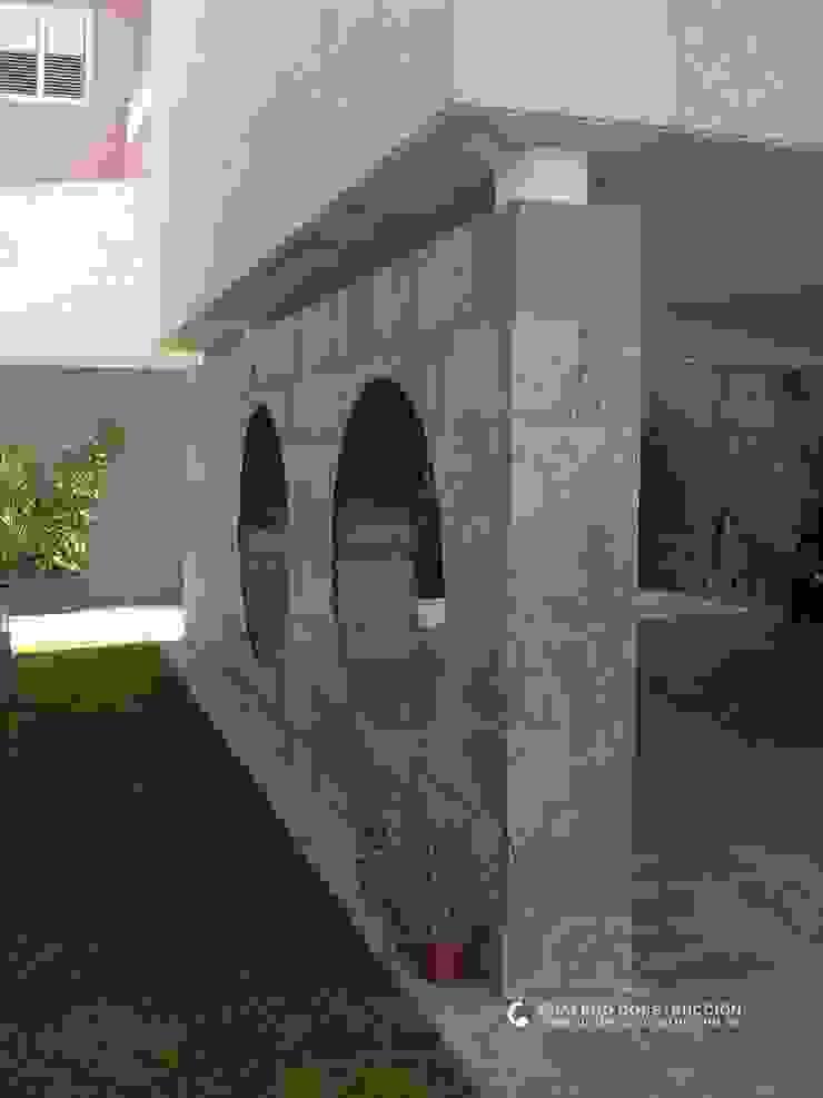 VIVIENDA UNIFAMILIAR Espacios de GRAFENO ARQUITECTURA