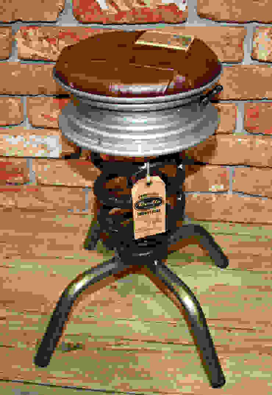 Modelo-MINI:  de estilo industrial de muebles radio vintage, Industrial