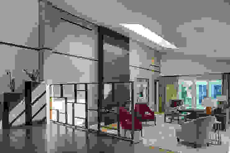 London Contemporary Home Houses by Hartmann Designs Ltd
