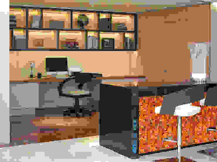 Luxury Private Apartment Maisons modernes par Hartmann Designs Ltd Moderne