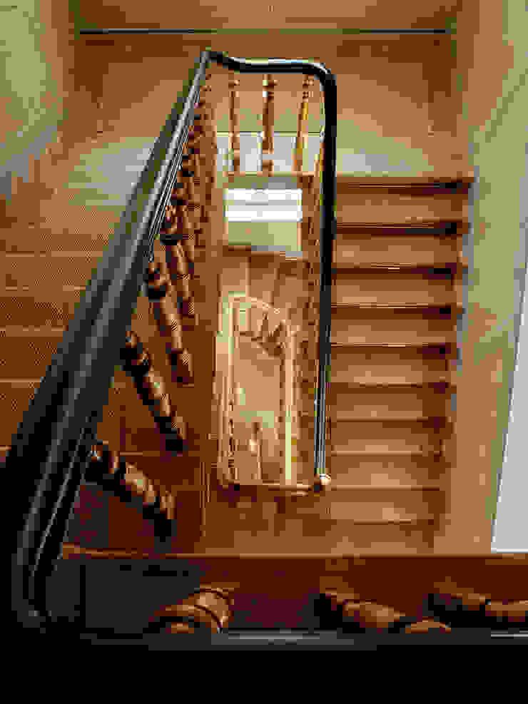 Restauration von Daniel Beutler Treppenbau Klassisch