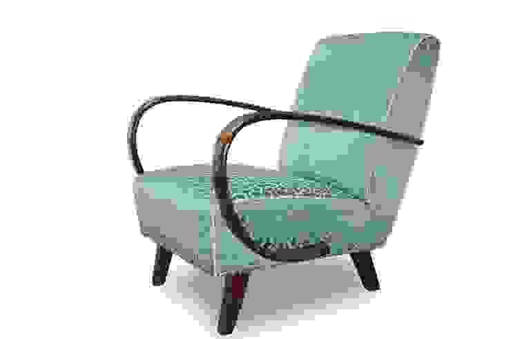 Poltrona Art Deco di Italian Vintage Sofa
