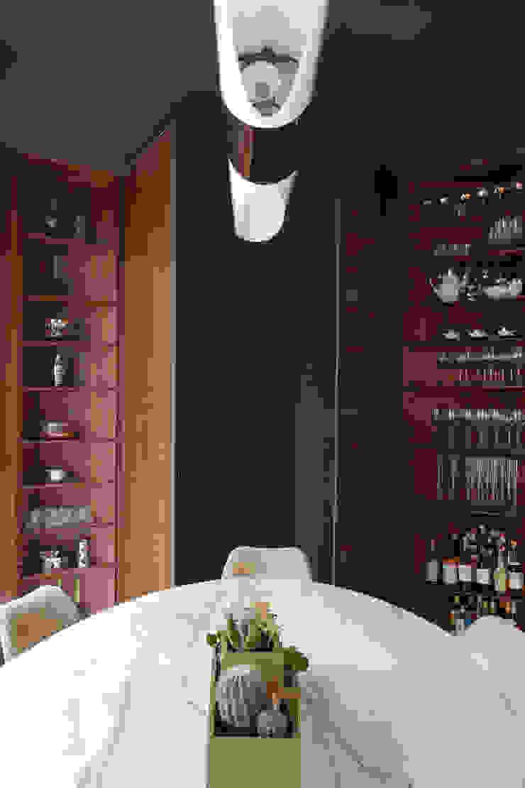 APARTMENT BIANCAMARIA Sala da pranzo moderna di PAOLO FRELLO & PARTNERS Moderno