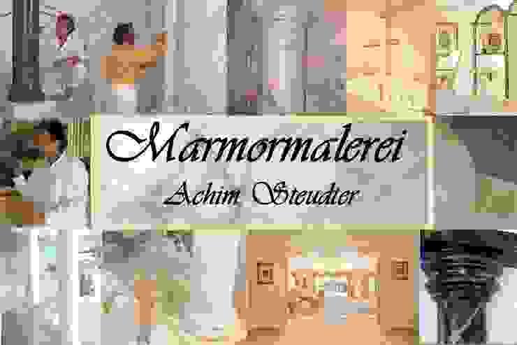 Marmormalerei auch in Österreich. 37 Jahre Profi von Illusionen mit Farbe Mediterran
