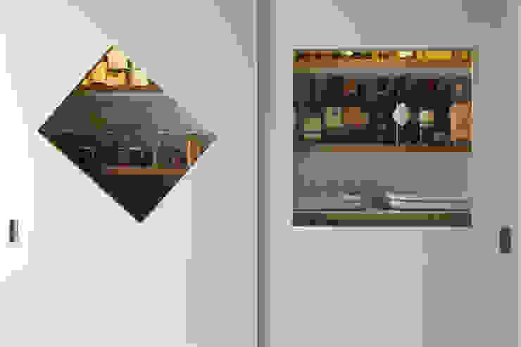 APARTMENT BIANCAMARIA Cucina moderna di PAOLO FRELLO & PARTNERS Moderno